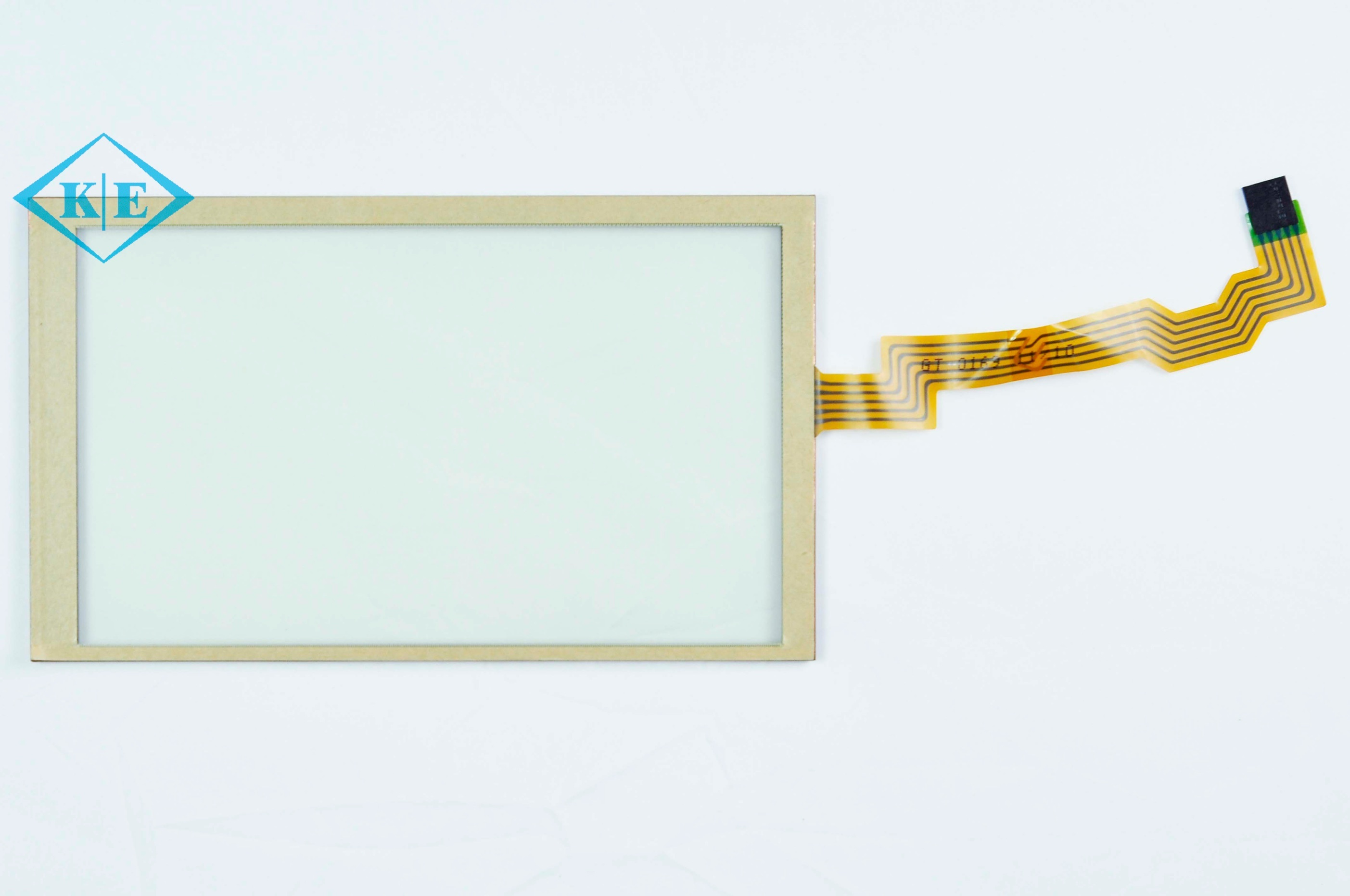 "Sensitive 7"" Capacitive Type Touch Panel Screen for GPS"