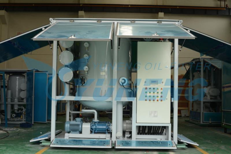 6000lph High Vacuum Transformer Oil Purifier