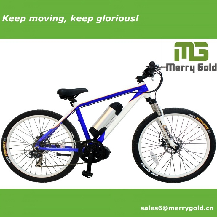 Hot Selling OEM 27 Speed Electric Mountain Bike/ E Bike for Wholesale