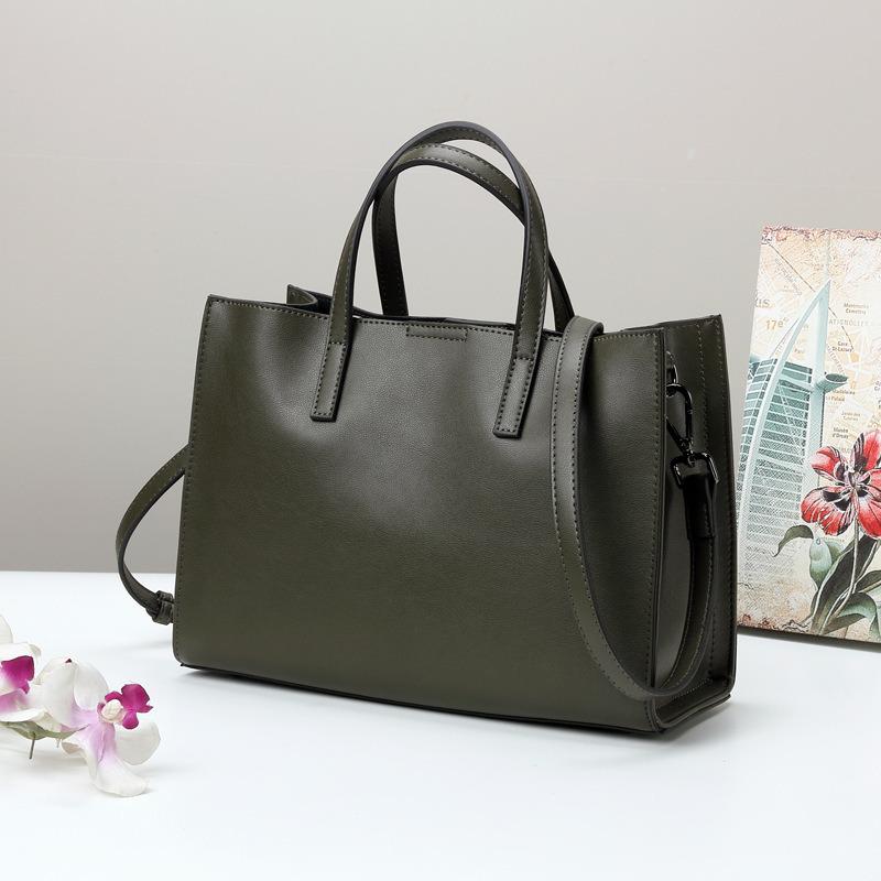 Super Large Big Female Women′s Tote Bag Handbag with Shoulder Strap