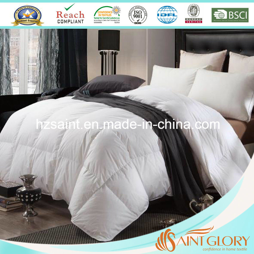 Luxury Professional Factury Microfiber Filling Down Alternative Quilt