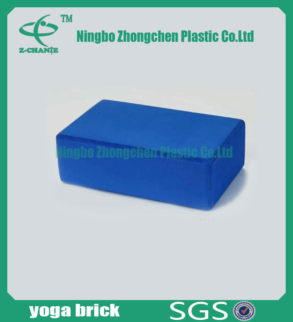 High Quality EVA Foam Yoga Block Eco-Friendly Natural Yoga Block