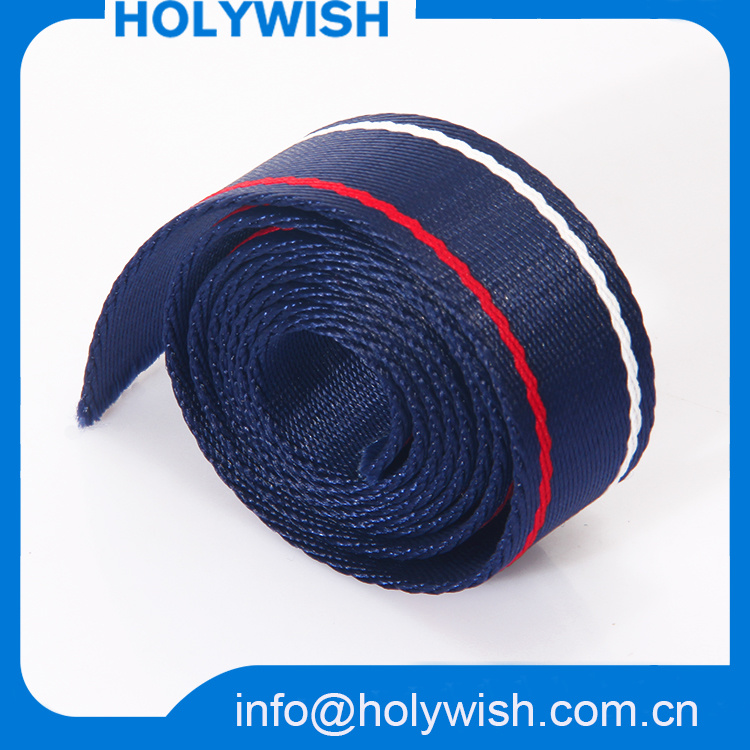 Wholesale Heavy Flat Nylon Webbing with Custom Pattern