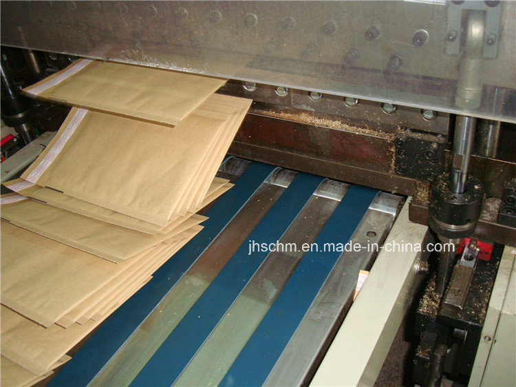 Kraft & Bubble Film Envelope Making Machine