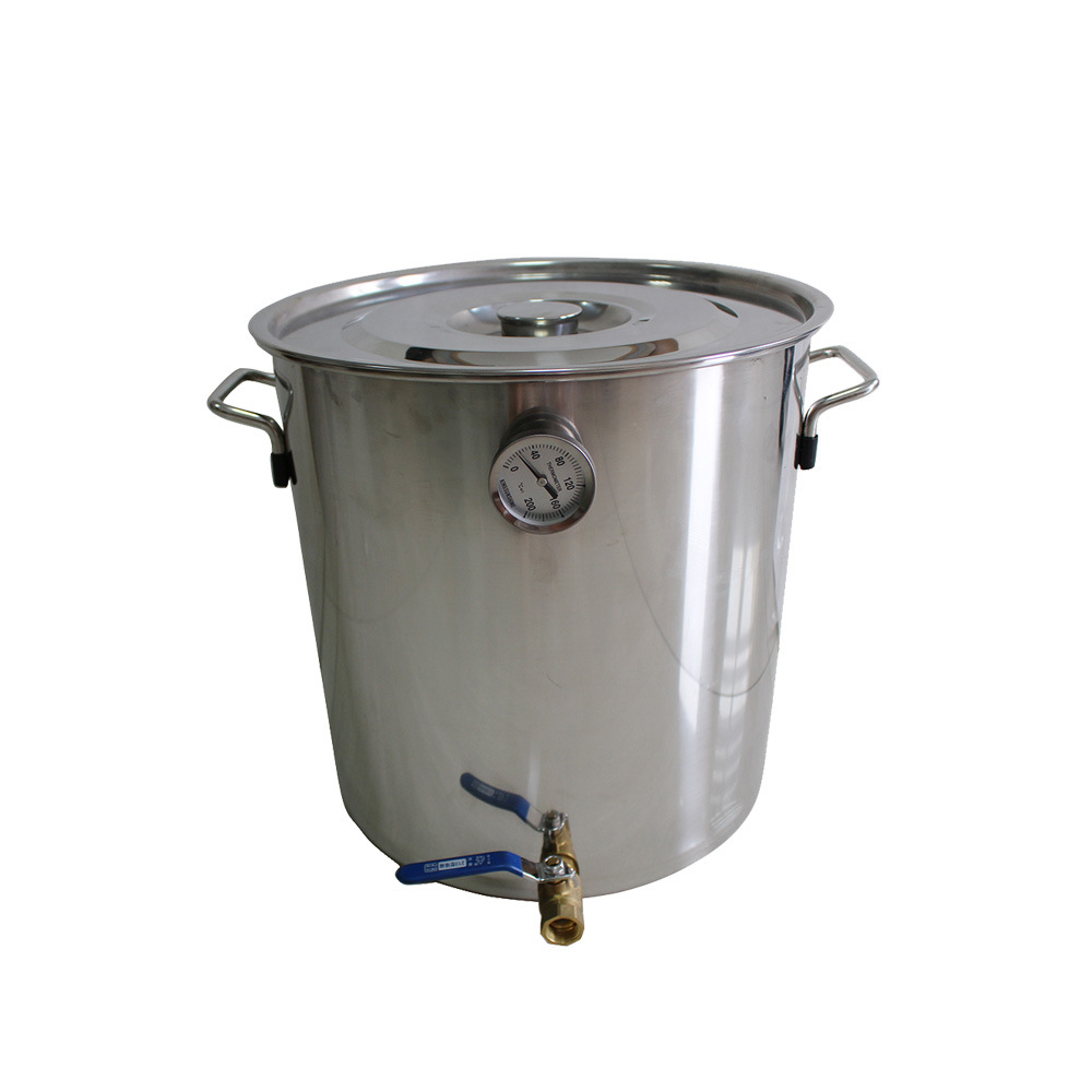 Home Distilling Equipment Alcohol Distillation Pot and Fermentation Tanks for Wholesale