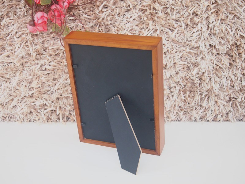 Art & Crafts Wood with Photo Frame for UK