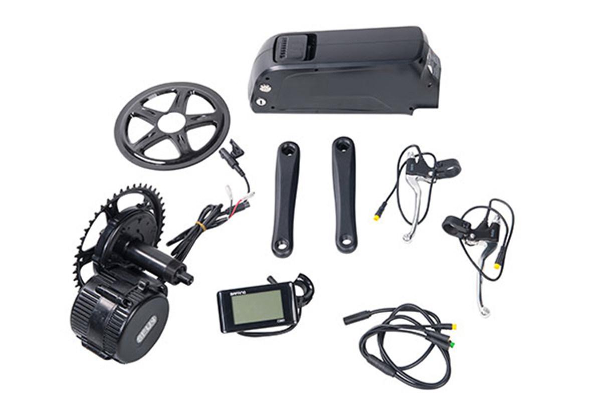 Bafang MID Drive E-Bike Conversion Kit