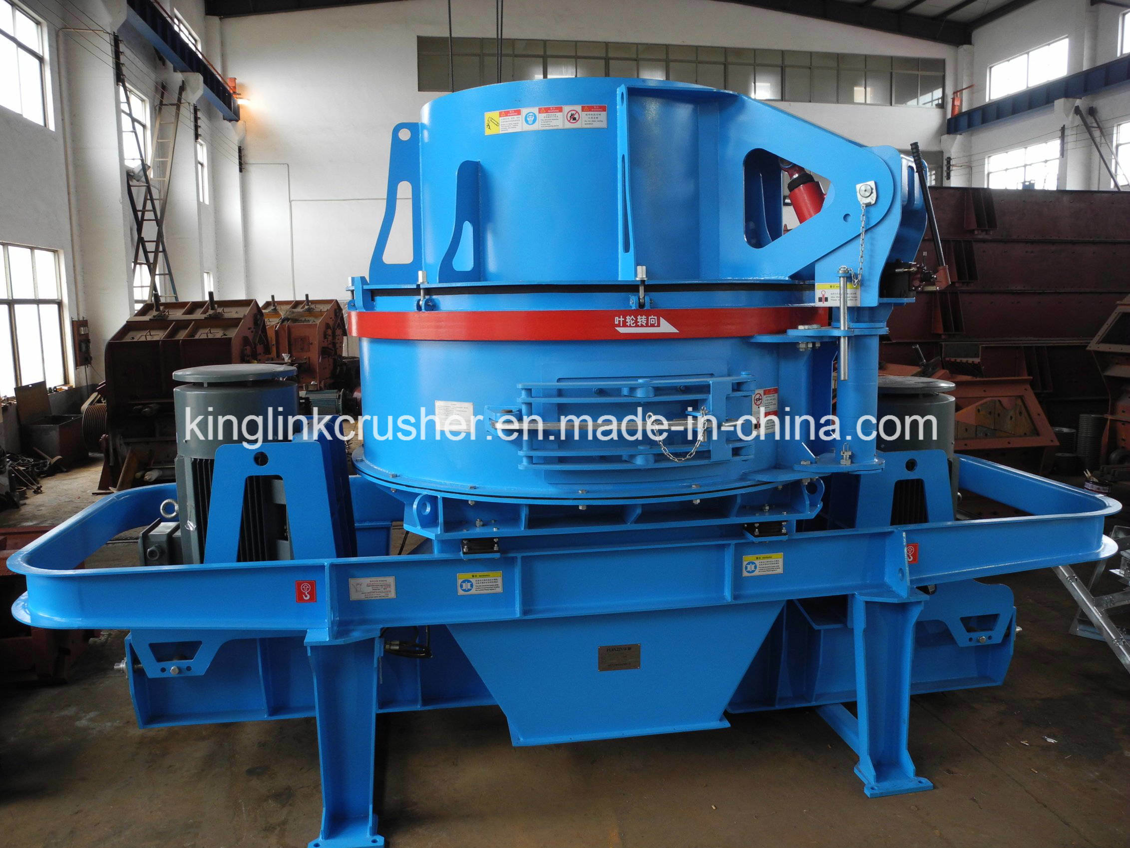 Sand Making Machine of VSI Crusher