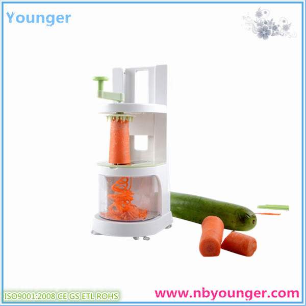 Multi-Purpose Utility Clever Cutter 2-in-1 Food Chopper