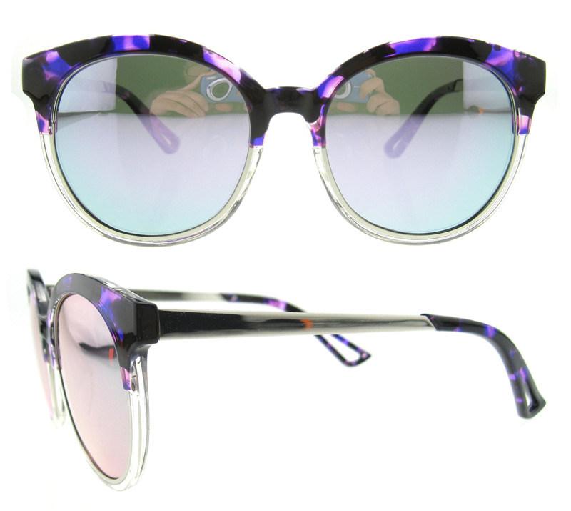 New Design Retro Sunglasses 2017 Italian Brand Sunglass