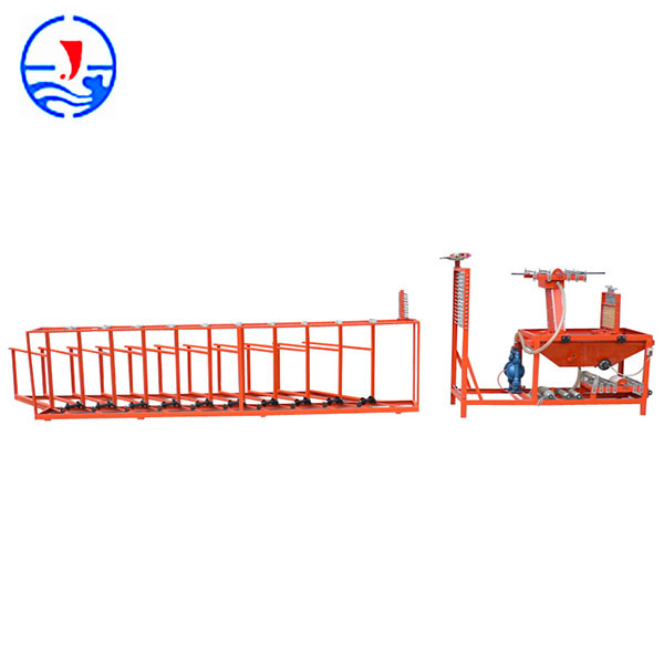 Adhesive Rack for Paper Tube