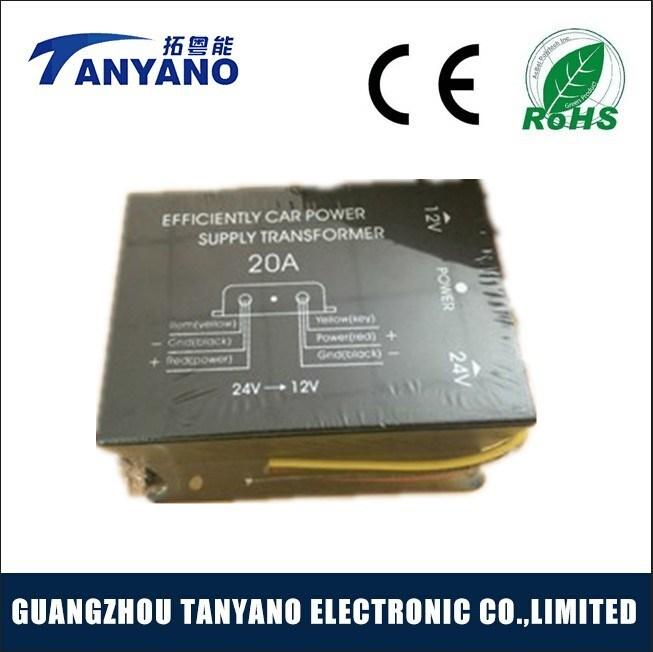 24V to 12V Supply Converter 20A Transformer Power