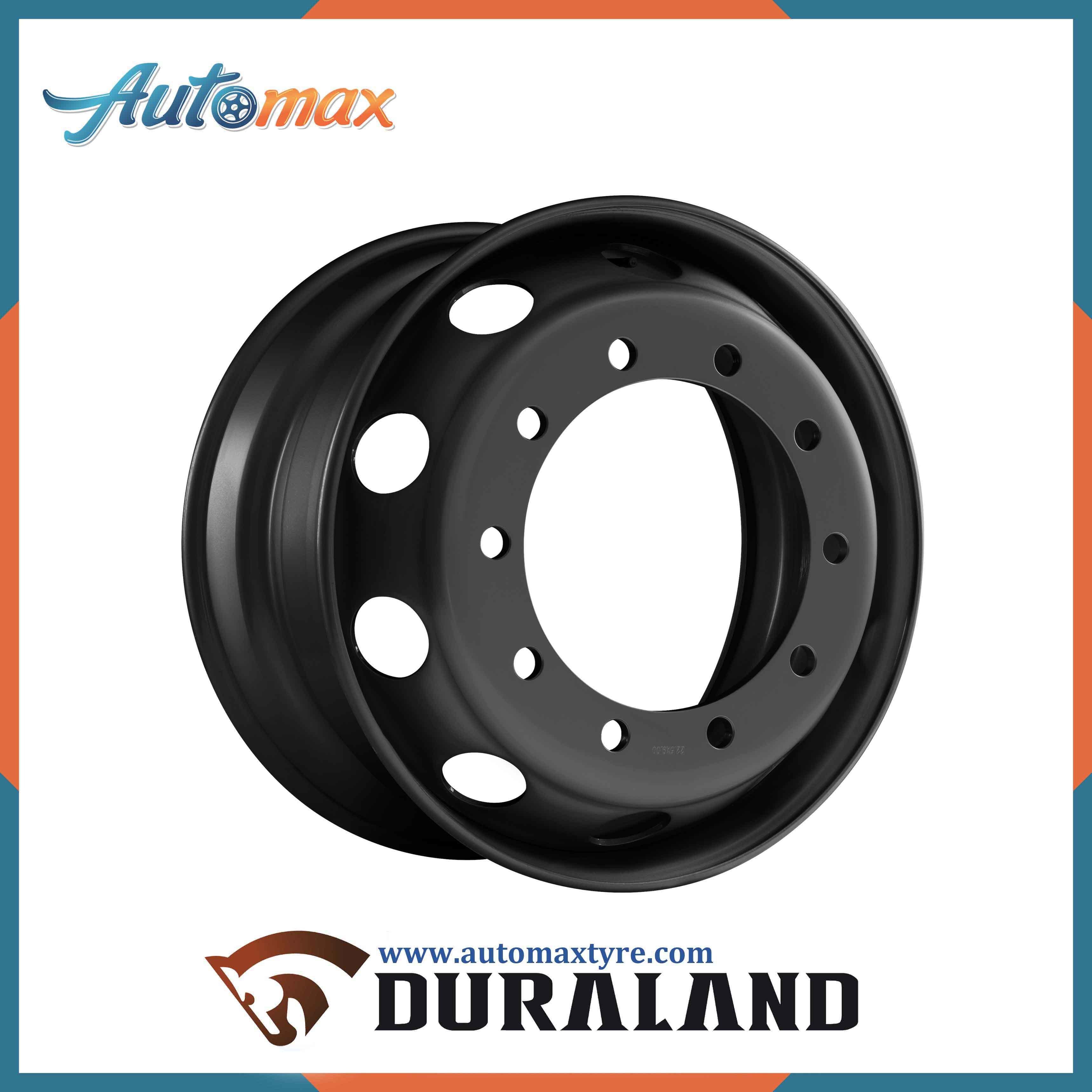 22.5X14.00, 22.5X16.00, 22.5X20.00 22.5X8.25 Steel Wheel Rim