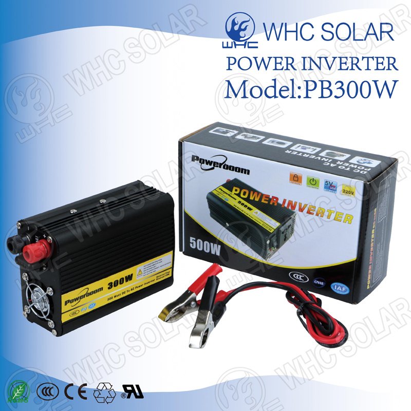 300W DC to AC Intelligent High-Power Inverter