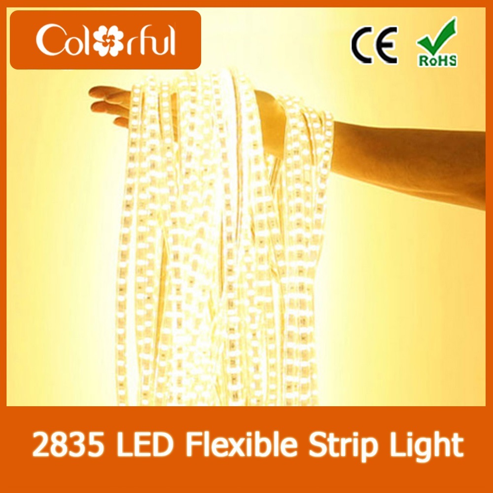 Ce RoHS Approved AC230V SMD2835 LED Strip Light