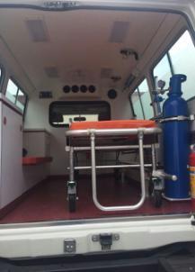 Toyota 4X4 Land Cruiser LC78L Hard Top Diesel Rhd Ambulance