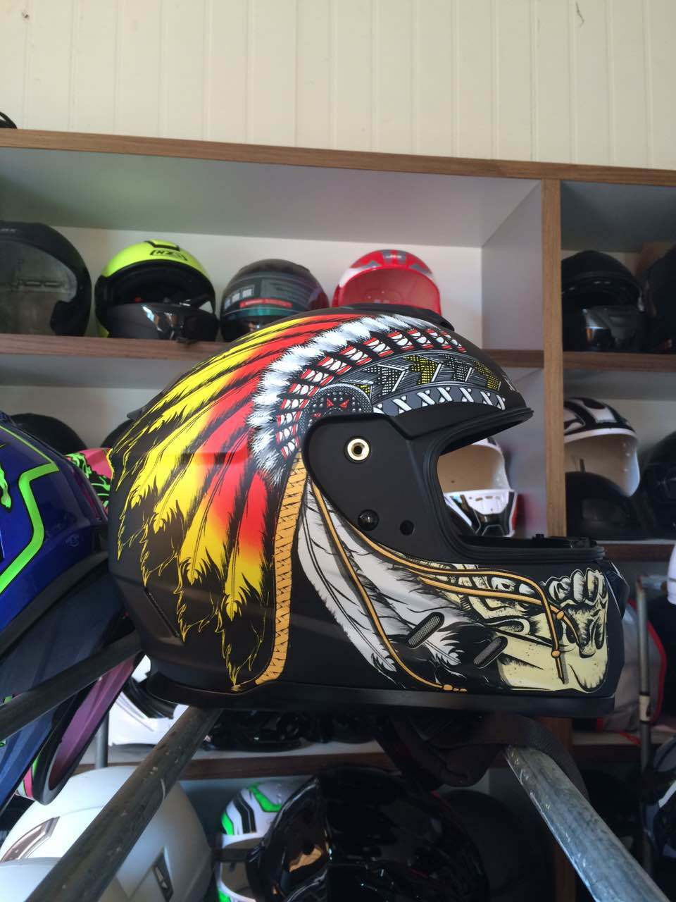 Motorcycle Helmet with ECE & DOT