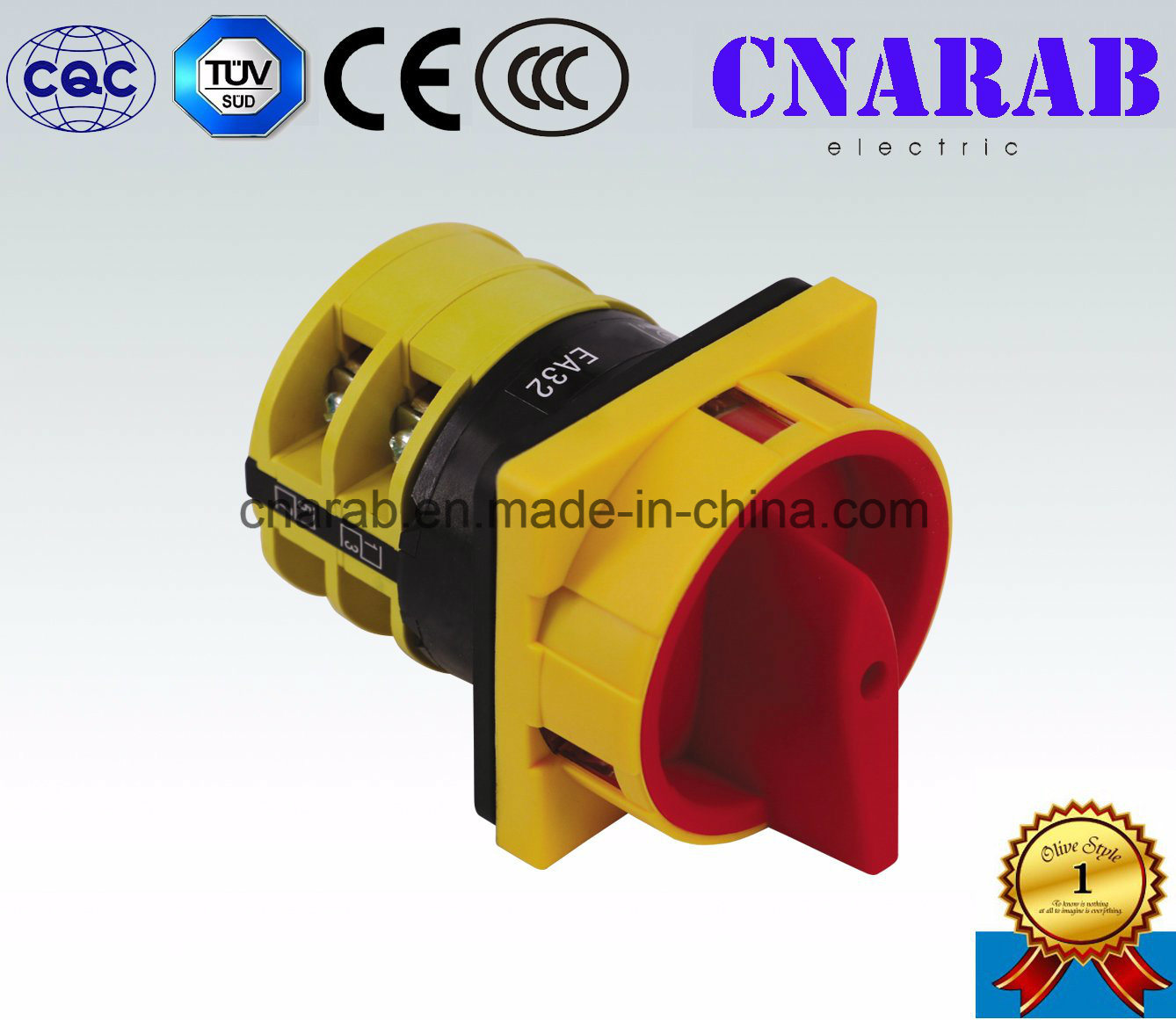 on-off Padlock Switch 32A