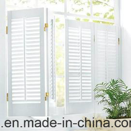 Canyu High Energy Rating Aluminum Alloy Hollow Shutter Blind Window
