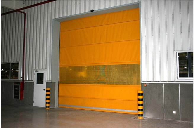 High Speed Industrial Rolling Door Clean-Room High Speed Automatic Doors Interior
