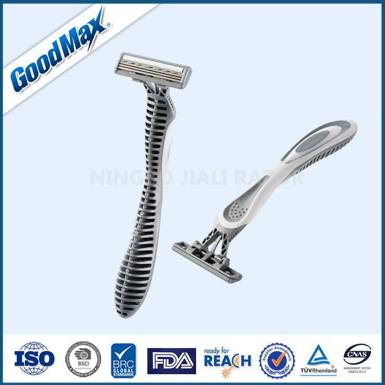 3 Blade Disposable Shaving Razor (SL-3103TL)