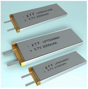 SL3480A2 3.7V 3500mAh Lithium Polymer Battery for Notebook