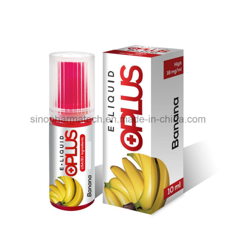 OEM Banana Flavor High Nicotine E Liquid for E Cig
