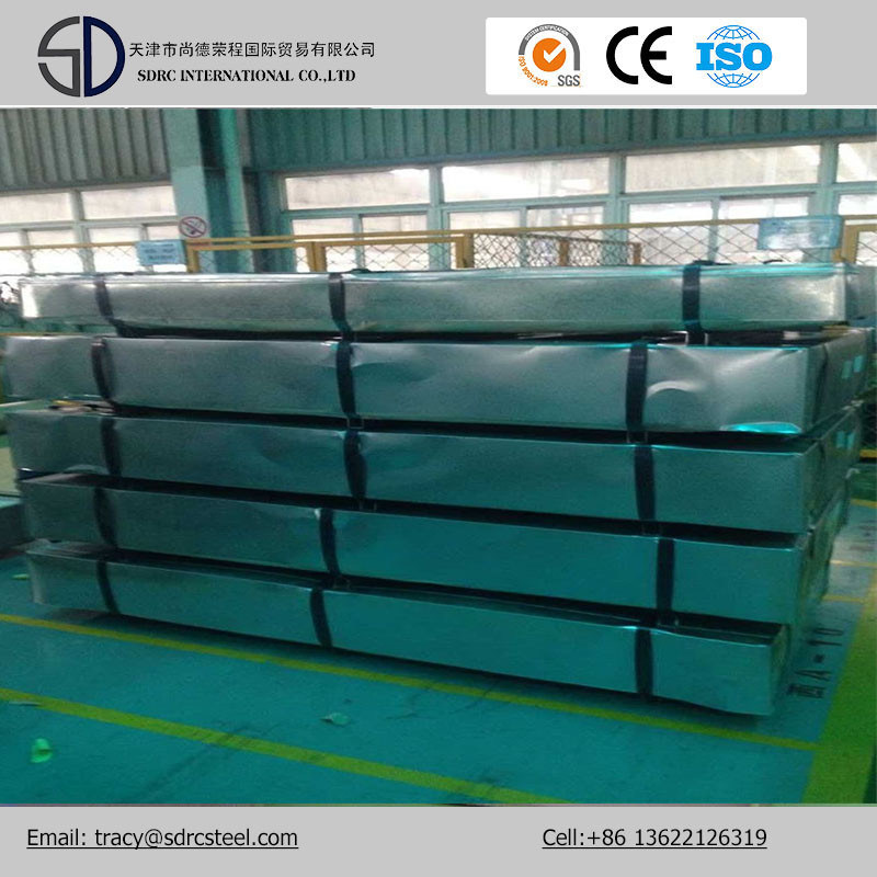 Cold Rolled Batch Annealed Steel Sheet with Sb or SD Surface