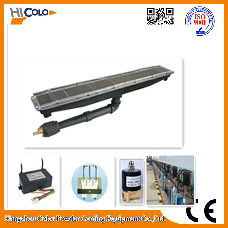 Infrared Gas Heater of Powder Coating Oven