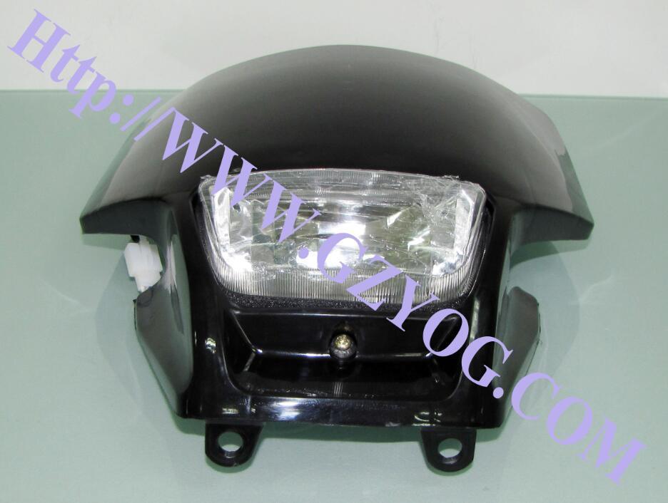 Faro De Accesorio. Dmotorcycle Parts, Motorcycle Head Light for Bajaj Disover-135