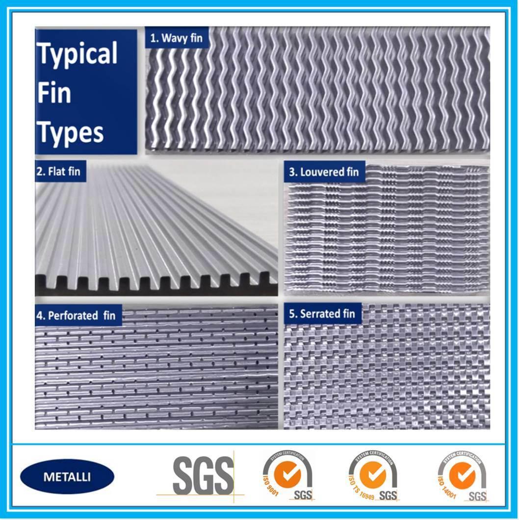 Aluminum Cooling Fin