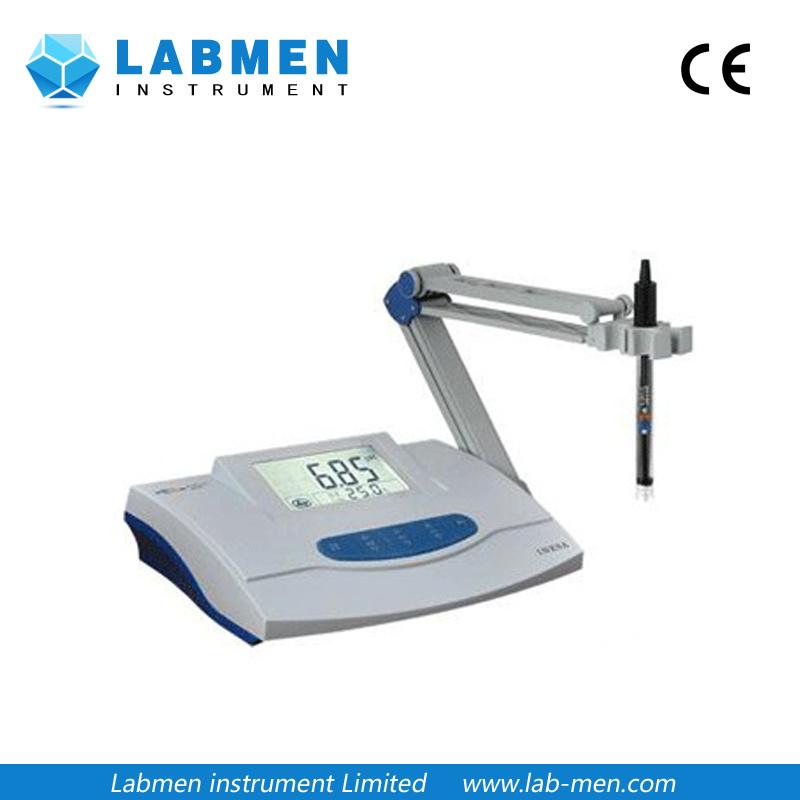 High Quality of Bench-Top pH/Mv Meter
