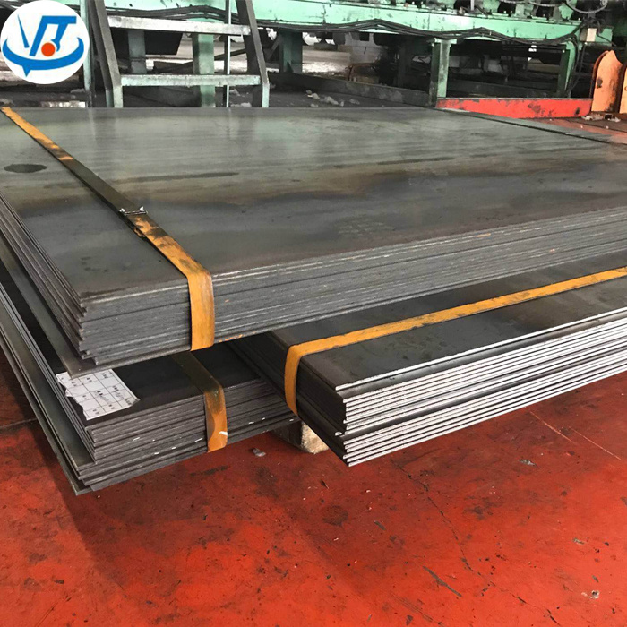 High Strength Structural Steel Plate Hot Rolled Carbon/Ms/Alloy Steel Plate A36 A516