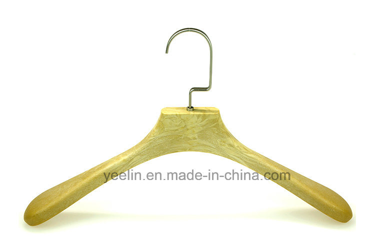 China Hanger Supplier Yeelin High Quality Plastic Clothes / Coat Hangers (YLP-c1)
