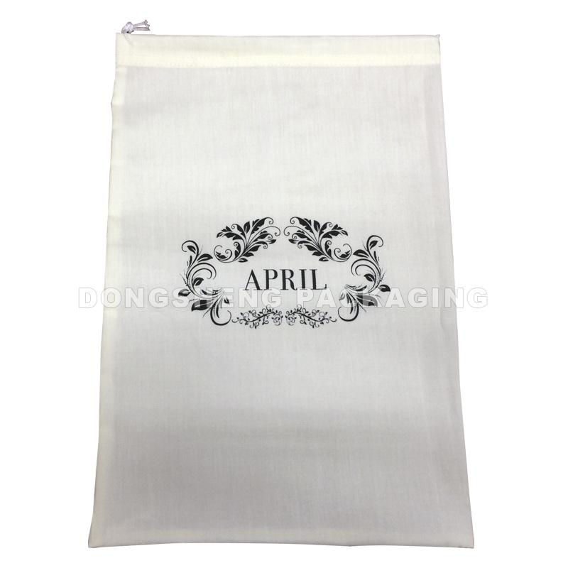 Fibre Suede/Polyester/Satin Fabric Shoes/Garment Bag