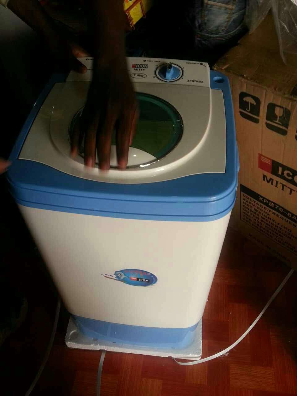 6.5kg Single Tub Semi Automatic Washing Machine