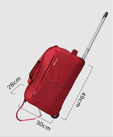 Travel Trolley Luggage Bag Sh-16051948