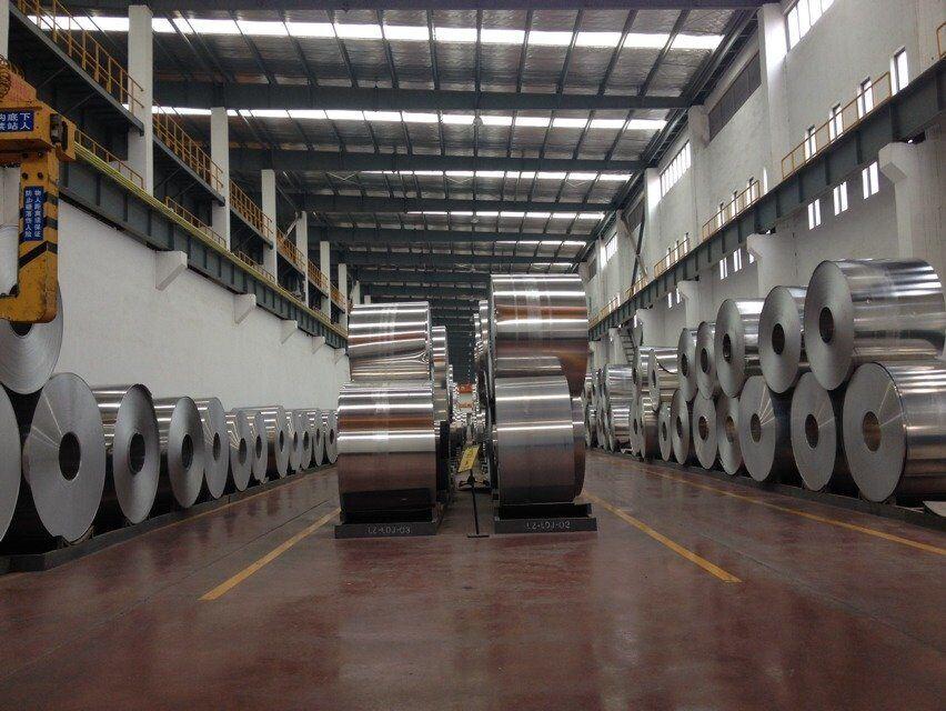 0.20mm*457mm Aluminum Coils for (1100 H14)