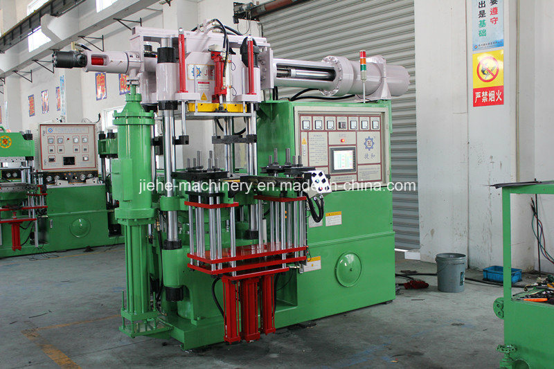 Horizontal Rubber/Silicone Injection Molding Machine Made in China