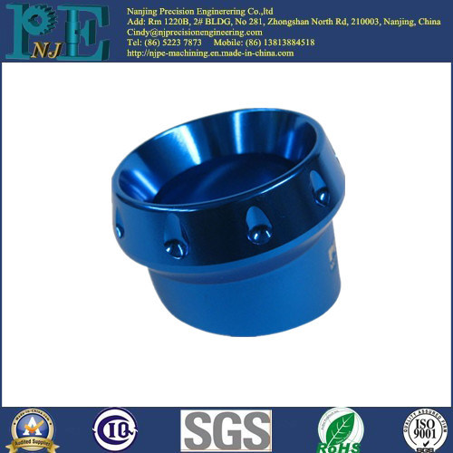 Customized Steel CNC Machining Zinc Plating Components