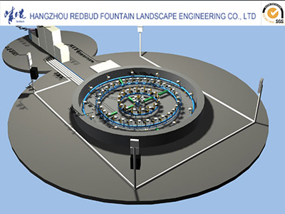 Design and Installation of Fountain Projects