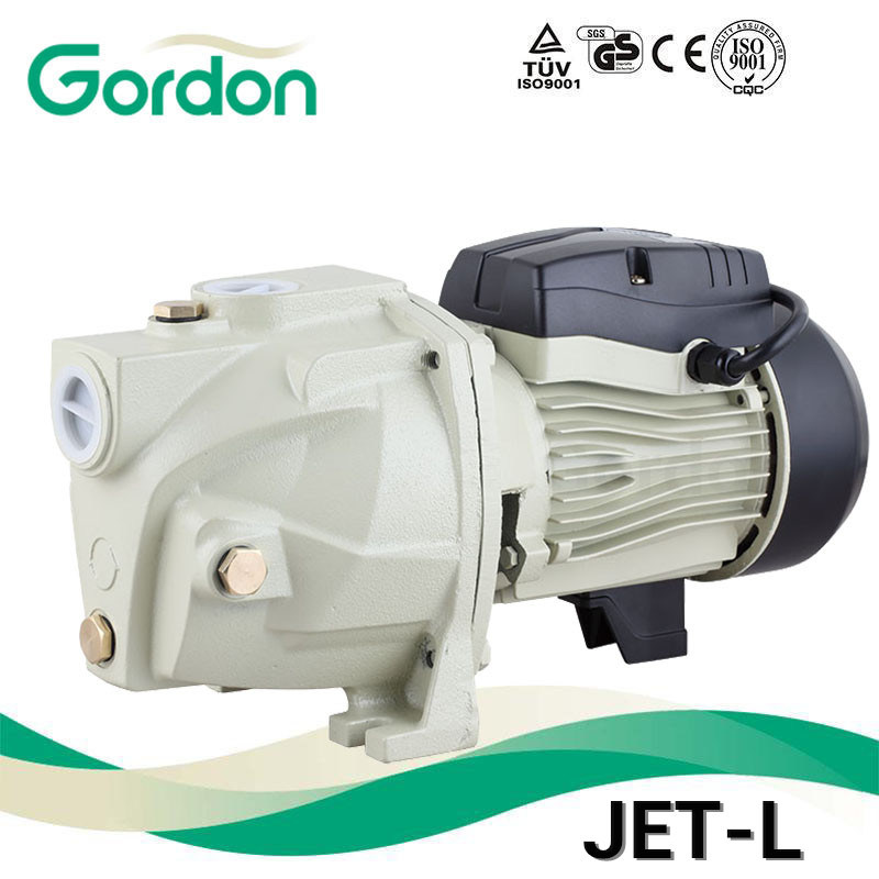 Self-Priming Jet Water Pump for Gardon with Brass Impeller