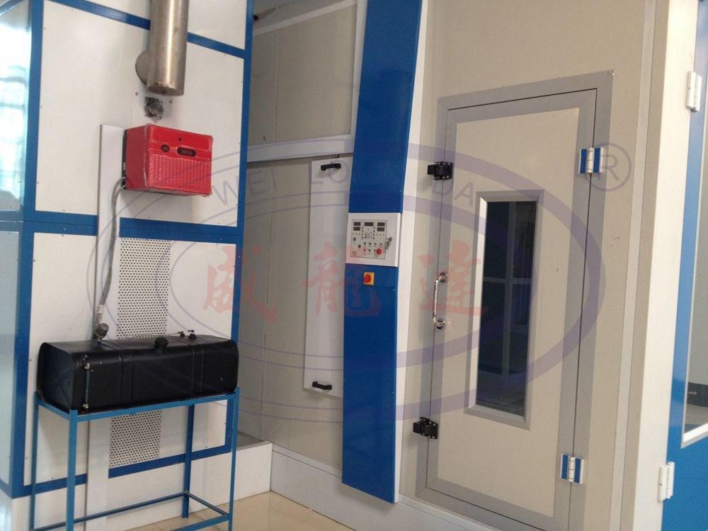 Wld9000au Australia/New Zealand Standard Spray Booth