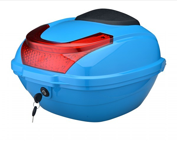 Electric Bike Tail Box