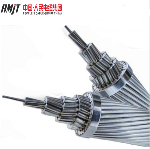 ACSR Aluminum Cable 100mm2 ACSR Dog Conductor for Overhead