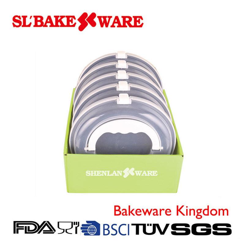 Round Pan W/Lid&Display Box Carbon Steel Nonstick Bakeware (SL BAKEWARE)