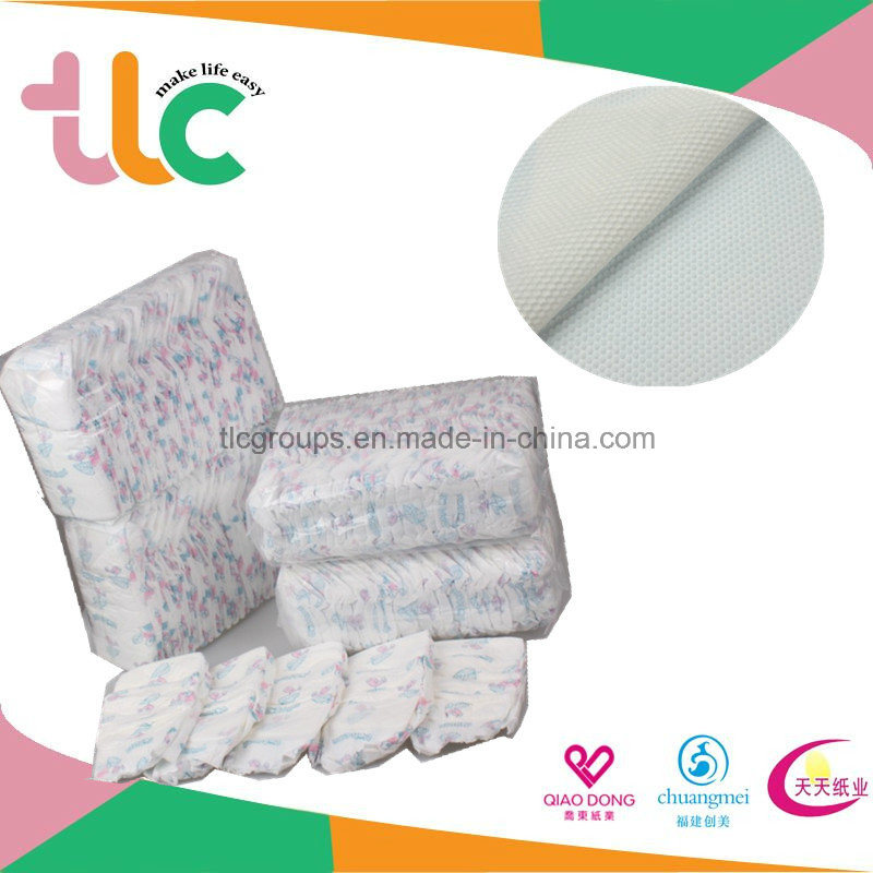 OEM Different Quality with Elastic Waistband Disposabl Nappies