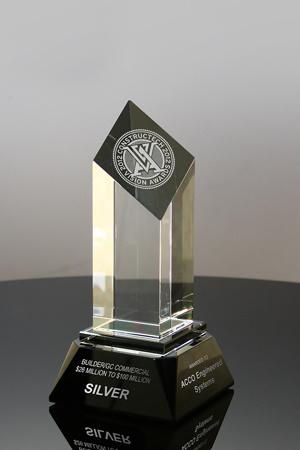Wholesale Allotrope Crystal Award Trophy