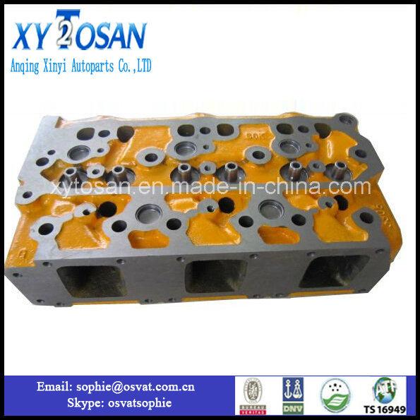 E200b Cylinder Head Parts for Mitsubishi S6k Diesel Excavator Engine 34301-01050