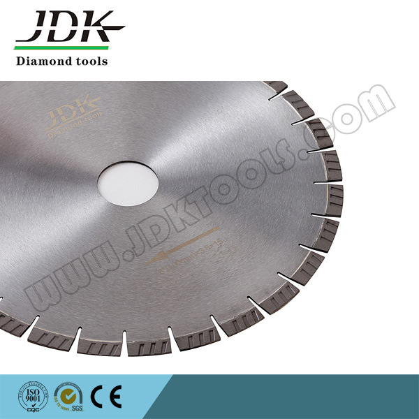 Sharp Diamond Saw Blade for Granite Cutting